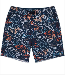 NWT$50 Billabong Youth Boy's Broad shorts Swim Sundays Pro Size 24 25 26 28 29