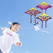 Stunt Kite Little butterfly Delta Outdoor Fun Sports Children Toy Gifts  90cm