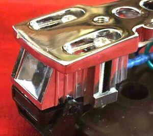 Shure V15 Type III Phono Cartridge - new headshell and stylus - functional