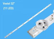 "2 BARRE LED TV 32"" VESTEL 11 LED Toshiba Telefunken e altre marche"