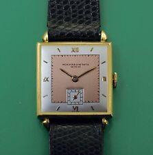 Vintage 1930's Vacheron Constantin Classic 18k Gold Men's  Watch