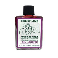 indio products Fire Of Love Oil