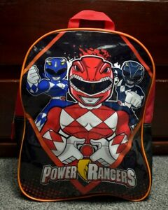 Power Rangers Kids' School BACKPACK/BAG