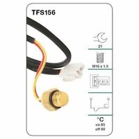TRIDON THERMO FAN SWITCH SENSOR TFS156 fit SUZUKI FORD on 85 off 80 degrees