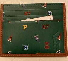 Polo Ralph Lauren  Card Holder  Card Case Wallet Leather