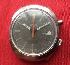 VINTAGE OMEGA CHRONOSTOP data Gents 17J Cal 920 watch-spares 1969
