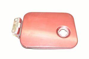 89-98 Geo Tracker Fuel Door Gas Lid Filler Cover Red 90 91 92 93 94 95 Sidekick