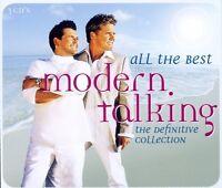 "MODERN TALKING ""ALL THE BEST"" 3 CD NEUWARE"