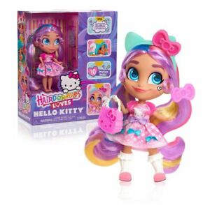 Hairdorables Loves Hello Kitty Limited Edition Rayne Doll Sanrio Collectible NEW