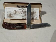 Remington 1982 R1123 Models Four and Six Ltd. Edition Bullet Knife CASE & PAPERS