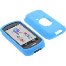 Funda para Garmin Edge 1030 Funda Protectora de Silicona Goma Funda GPS Azul