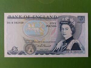 England 5 Pounds 1971 QEII (UNC) : DR18 982459