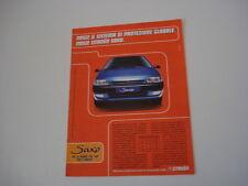 advertising Pubblicità 1996 CITROEN SAXO