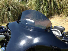 "Harley 9"" Windshield Dark Tint - / Electra Glide / Ultra Classic / 1996 - 2013"