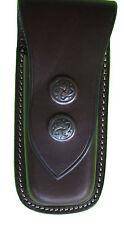 Legends 'WAVE' Leather Pouch/COGNAC-Fits 'Leatherman Multi-tools' (3702LH2S)