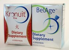 Sanki - BelAge and Kronuit - TWO BOXES - Dietary Supplement