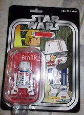 Medicom Toy Exhibition 2013 Ltd Star Wars Carded R5-D4 Kubrick 100% Japan MOC