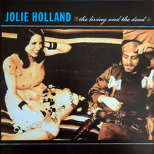Jolie Holland ‎– The Living And The Dead Vinyl LP Anti- 2008 NEW/SEALED