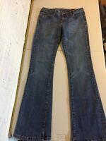 Seven 7 For All Mankind Jeans Women's Size 30 Medium Wash Denim