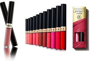 Max Factor LIPFINITY 24h Lip Colour - CHOOSE YOUR SHADE