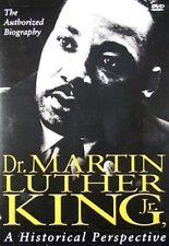 Dr Martin Luther King Jr Historical 0000799151525 DVD Region 1