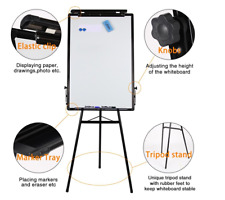 Professional Adjustable 24 x 36 Tripod Whiteboard Magnetic Standing chart Easel