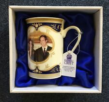 Boxed Rare Prince William & Catherine Middleton wedding Fine Bone Mug 2011