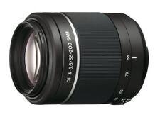 Sony dt 55-200mm 55-200 mm 4-5.6 Sam (sal55200-2) alfa 58 33 77 II 580 * b820