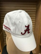 Bridgestone Tour Relaxed Collegiate Cap - Alabama - White