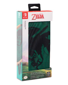 Nintendo Switch Protection Case Kit The Legend of Zelda Edition - Link Green New