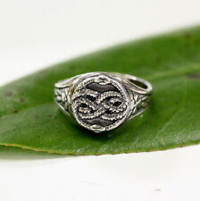AURYN Ring in Solid Sterling Silver Neverending Story AURYN Jewelry 488