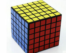 Magic Neue Ultra-glatte Profi Speed Cube Rubik's 6X6X6 Puzzle Twist