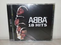 ABBA - 18 HITS - NUOVO NEW - CD