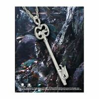 The Hobbit Mirkwood Cell Key Sterling Silver Pendant Necklace - Boxed