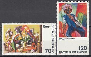 BRD 1974 Mi. Nr. 822-823 Postfrisch LUXUS!!!