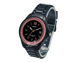 -Casio LX500H-1E Ladies' Analog Watch Brand New & 100% Authentic
