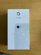 Google Pixel 3a - 64GB - Clearly White (Ohne Simlock)