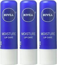 12 Packs of Nivea Lip Care Balm Moisture 0.17 Oz Loose Tubes BRAND NEW