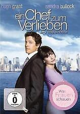 Ein Chef zum Verlieben - Sandra Bullock - Hugh Grant - DVD - OVP - neU