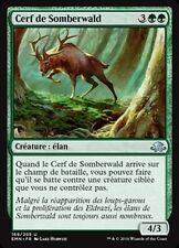 MTG Magic EMN - (x4) Somberwald Stag/Cerf de Somberwald, French/VF