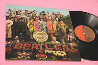 BEATLES LP SGT PEPPER'S ...ORIG GREECE NM !!!!!!! GATEFOLD COVER TOPè RARE