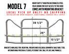 Model 7 Semi Truck Deer Moose Tuff  Bumper Guard Volvo VNL Cascadia Prostar