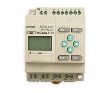 GENUINE OMRON ZEN-10C4AR-A-V2 PROGRAMMABLE RELAY 2REP5 100-240VAC 4.5 AMPS