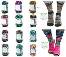 Sockenwolle, Hot Socks Simila, von GRÜNDL, 4-fach Strumpfwolle, (6,75€ / 100g)