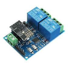 12V ESP8266 Dual WiFi Relay Module Internet Of Things Smart Home APP Remote Cont