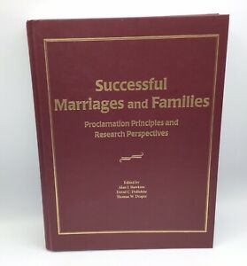 Successful Marriages and Families (2011, Hardcover)