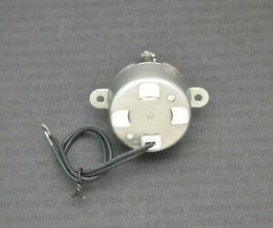 SYNCHRONOUS MOTOR 12 VOLT AC EMV / VDE WITH 27mm ROD/NUT  (SY1254)