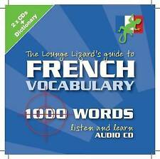Very Good, Lounge Lizard's Guide to French Vocabulary (Lounge Lizard's Guide to