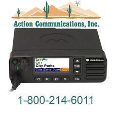 New Motorola Xpr 5550 Vhf 136 174 Mhz 25 45 Watt 1000 Channel Two Way Radio