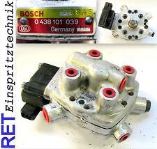 Mengenteiler BOSCH 0438101039 VW Passat Audi 80 2,0 16 V